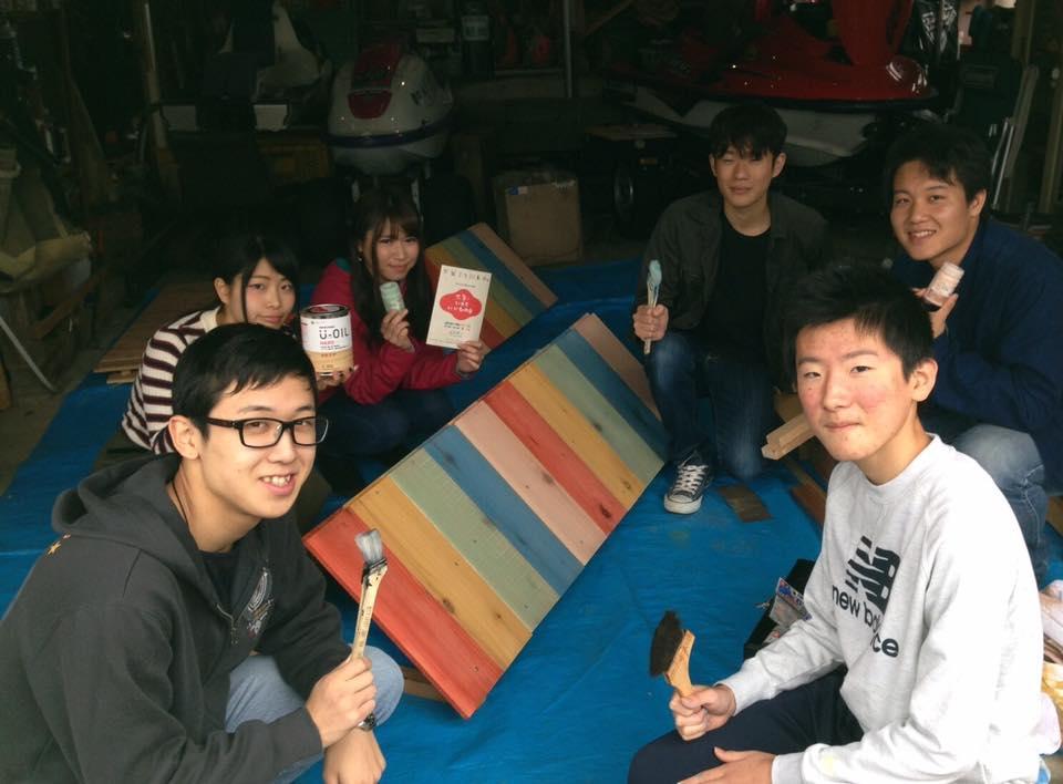 HANALLE→さんDIY2