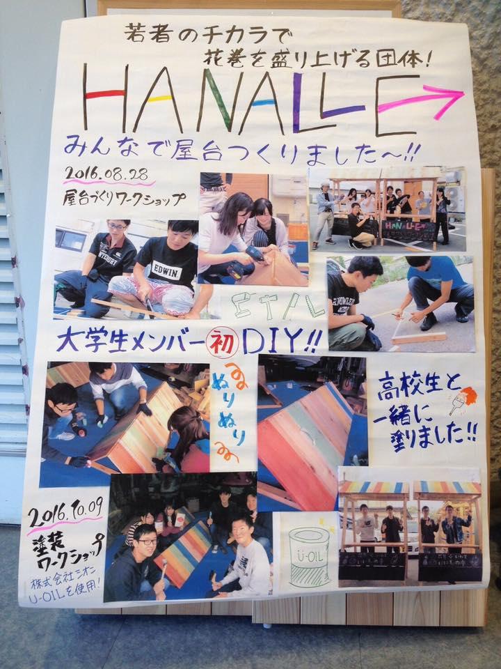 HANALLE→さんDIY1